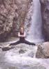 21- Yoga,Meditation techniques in 180-degree mode Open Foot,M.R.Yahyaei,یوگا,تکنیک مدیتیشن در حالت پاباز 180  درجه ای,استاد محمّد رضا یحیایی
