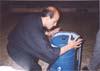 32-meta physic,Mohammad reza yahyaei,متافیزیک,تکنیک تغییر دادن مسیر قطب نما از راه دور,توسط نیروی چی,استاد محمد رضا یحیایی